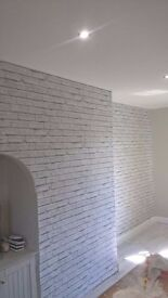 PAINTER . DECORATOR . WALLPAPERED . FREE QUOTE .