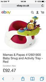 Mamas and papas set unit