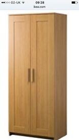 2 door wardrobe IKEA