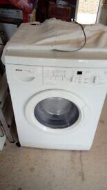 FREE Bosch Classixx washing machine