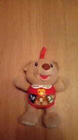 Singing alfie bear