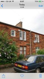 Kilmarnock centre 1 bedroom flat to rent