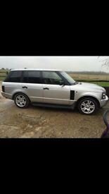 Range Rover hse 3.0 diesel td6