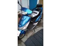 Pulse scout 50cc moped 2014