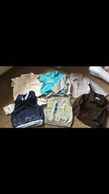 Baby boy clothes new born to 2 years