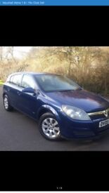 Vauxhall Astra Automatic excellent runner mot until August 2018