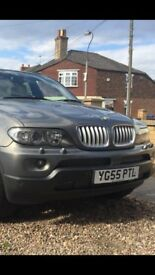 bmw X5 EXCLUSIVE for sale, great and clean condition car, full history