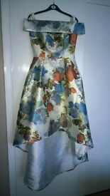 beautiful floral size 12 dress