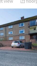 2 bed ground floor flat in larchfield