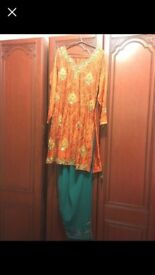 Indian Kameez With shalwar