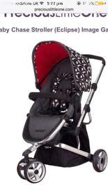 Pushchair stroller