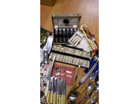 OVER 100 PIECES ASSORTED OLD CUTLERY