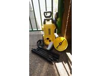 K2 full control pressure washer.Fully refurbished,comes with all accessories.