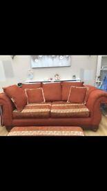 Sofa and chair £130 ono