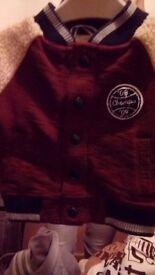 Next 3-6 6-9 jacket