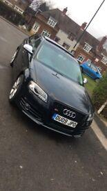 L@@k Audi S3 rep auto/dsg paddle shift
