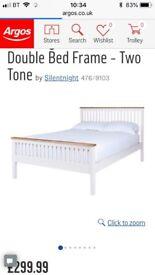 King size bed silentnight