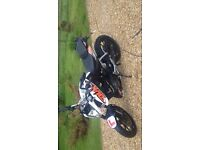 KTM Duke 125cc