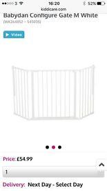 Babydan configure stair gate