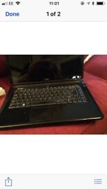 Dell attitude laptop