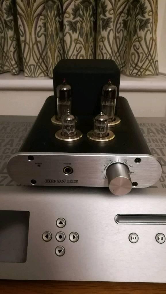 Valve Headphone Amp