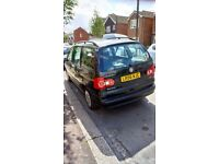 VW Sharan 7 Seater Family car, 12 Month MOT renewed YESTERDAY, Clean and Great Condition, BARGAIN!!