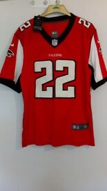 NFL American Football Atlanta Falcons #22 Keanu Neal Home Jersey