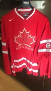 Nike Team Canada Olympic Jersey