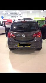 Limited edition corsa 1.4