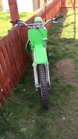 Kx 80 bike