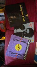 Elvis Costello Vinyl Collection