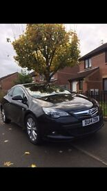 Vauxhall Astra GTC SRI 2014