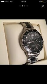 Tag heuer watch - formula one 2016 - black ceramic