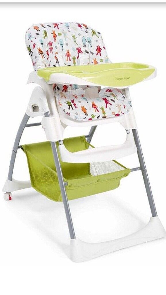 Patel  sc 1 st  Gumtree & Mamas and Papas Zest high chair | in Bolton Manchester | Gumtree
