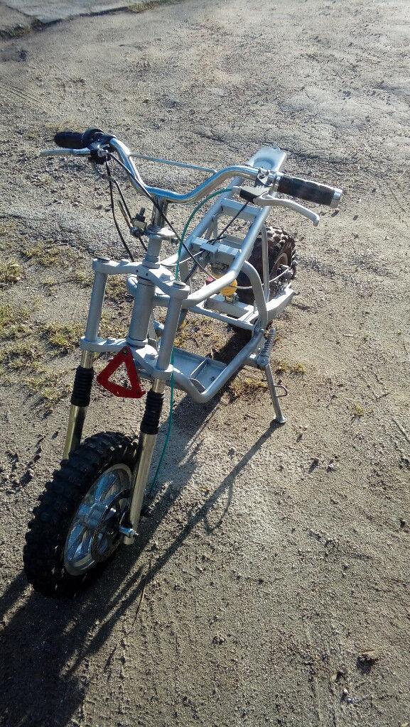 Awesome Mini Moto Pit Bike Frame