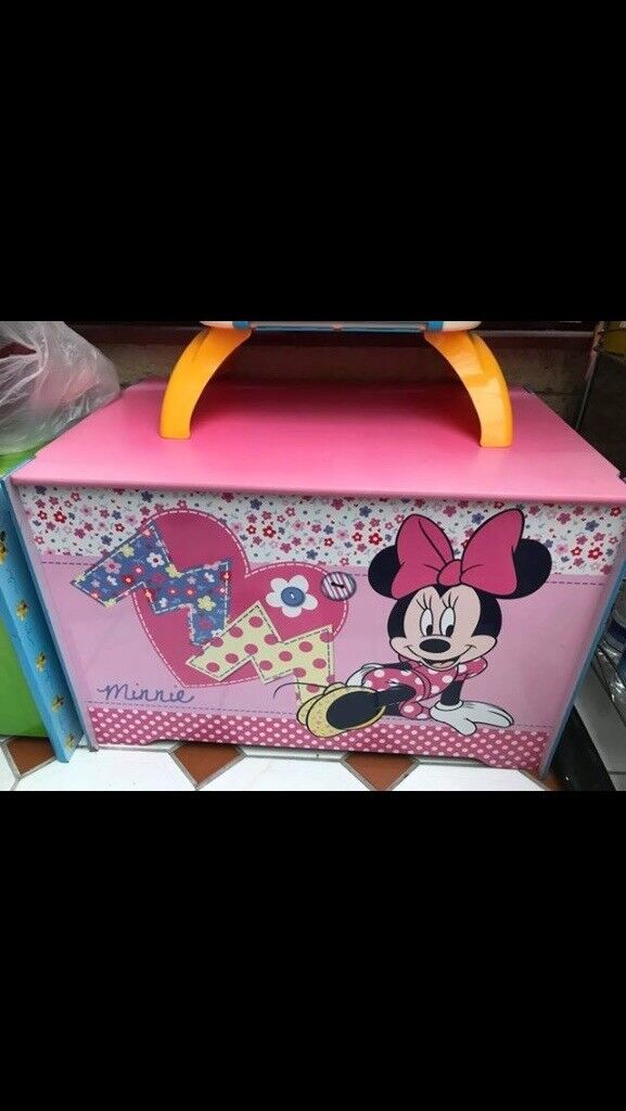 Disney Minnie Mouse Storage Box X