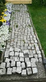 Granite sets/cobles