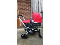 Mothercare expedia pushchair and travel system