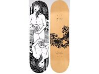 Brand New Professional Skateboard Deck - Artist Design - Master piece for collectors