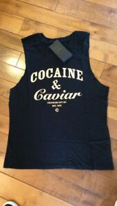 Crooks and castles red and black tanks
