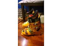 Salomon X-Wave 10 Ski Boots (mens, size 8)