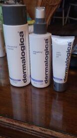Dermalogica UltraCalming Cleanser, Toner and Moisturiser £70 (RRP £107.50)