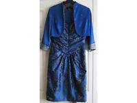 Dress and Jacket, size 10/12, like NEW.