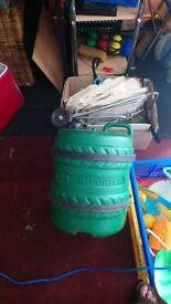Water carrier water porter