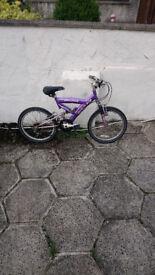 Reebok Destiny Bike Needing Nothing All Working Girlsn£25