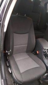 E90 front rear seats and door cards