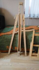 2 ARTIST EASEL'S USED