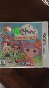 Nintendo 3DS Game Lalaloopsy Carnival Of Friends
