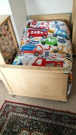 Mamas and Papas 3 piece bed suite