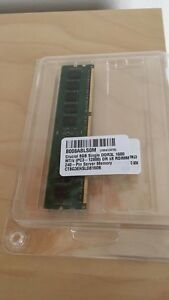8 GB Single DDR3L RDIMM RAM